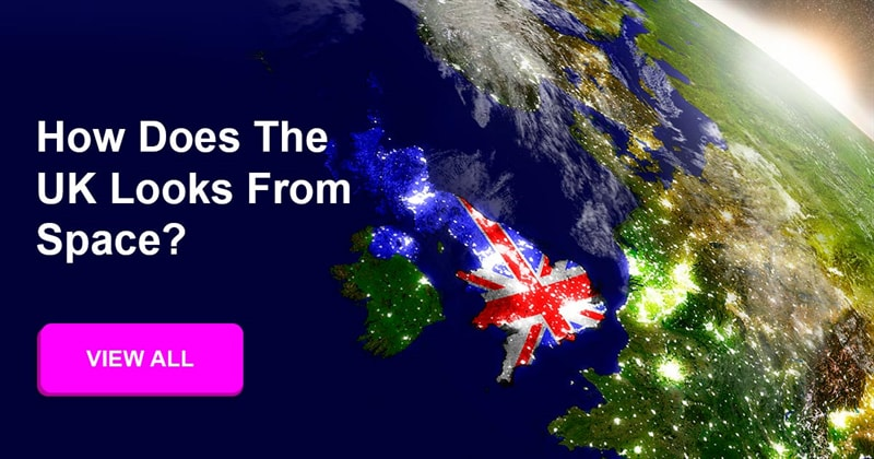 Geography Story: Is it possible to see the UK from the ISS?