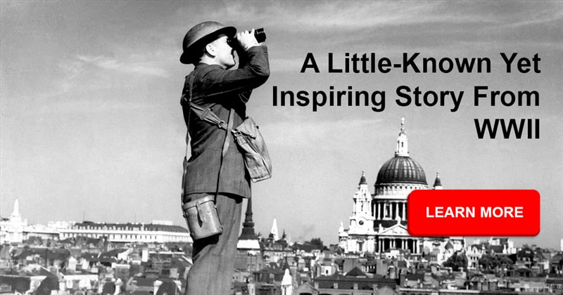 History Story: What are some of the most fascinating, lesser known stories from WW2?