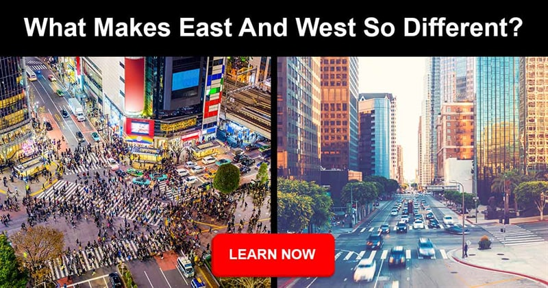 Geography Story: What are the major differences between Chinese and Western cultures?