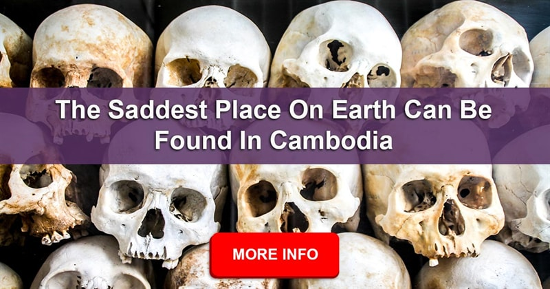 History Story: What is the saddest place on earth?