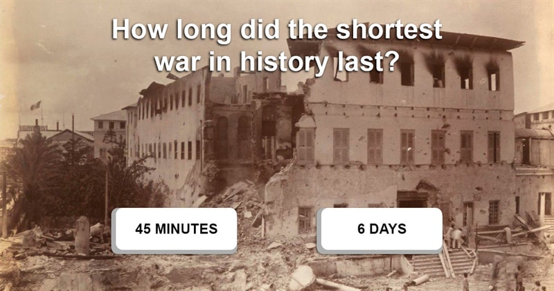 History Story: 5 astonishing facts from history you've probably never heard of