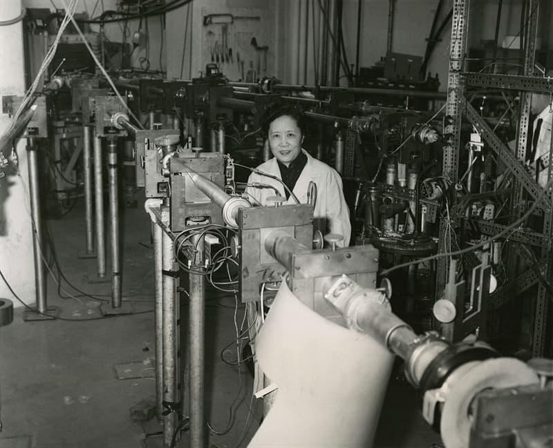 History Story: #3 Chien-Shiung Wu