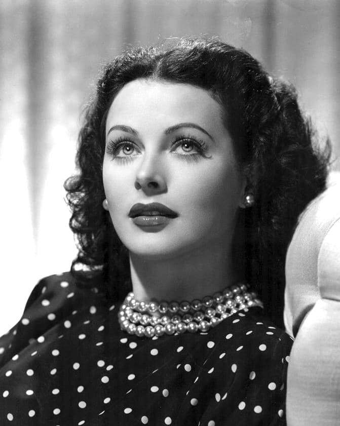 History Story: #1 Hedy Lamarr