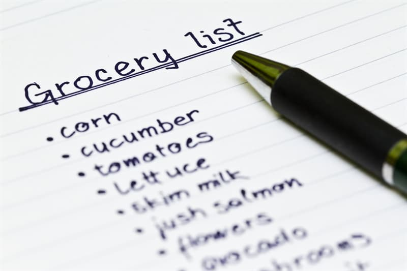History Story: #3 Michelangelo did shopping with a grocery list