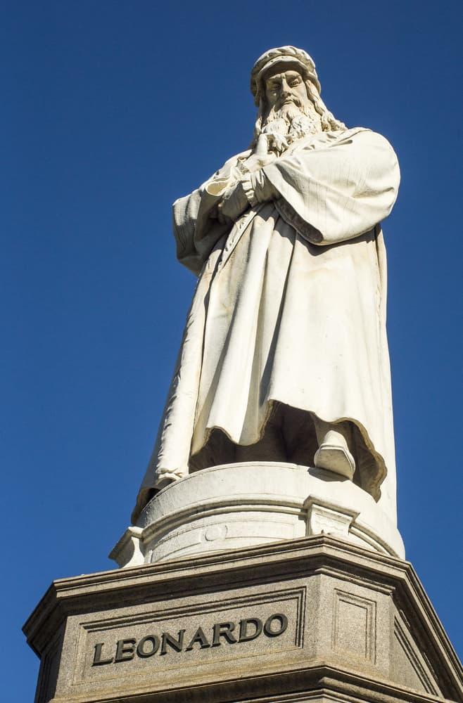 History Story: #8 Leonardo da Vinci fought for animal rights