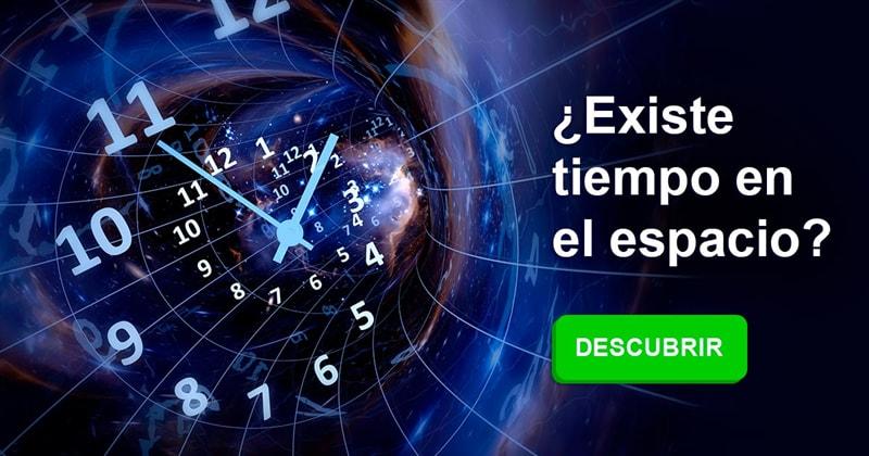 Сiencia Historia: ¿Existe tiempo en el espacio?