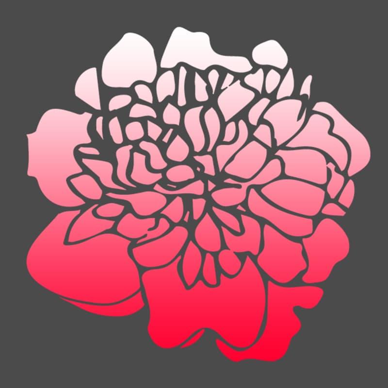 Society Story: #1 A flower - creative, positive, many-sided