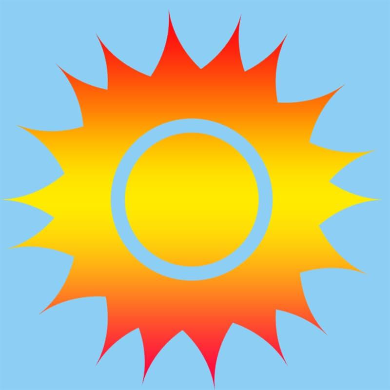 Society Story: #3 The sun - talkative, self-confident, persuasive