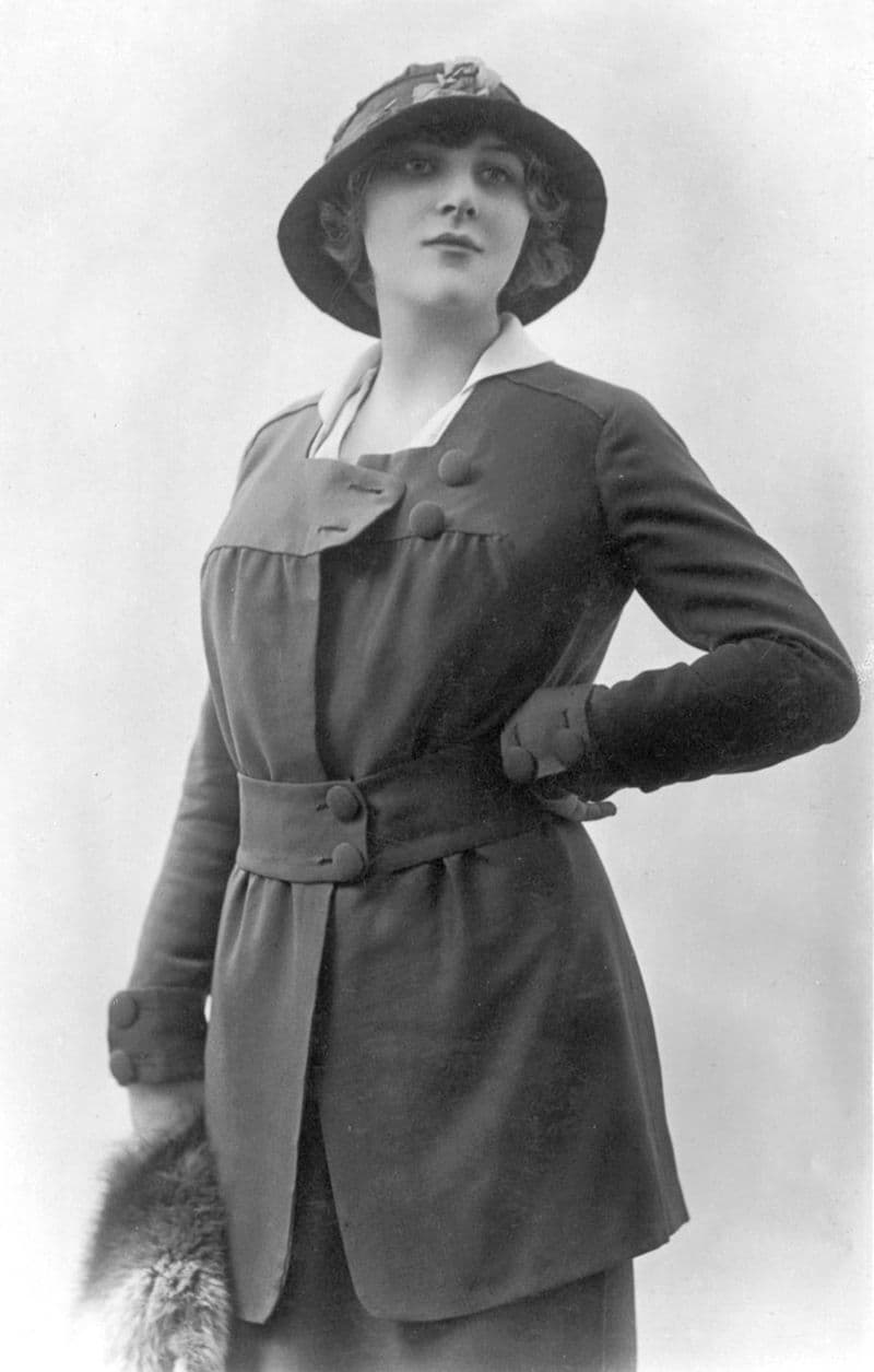 History Story: #11 Isobel Elsom, an English screen, stage and television actress