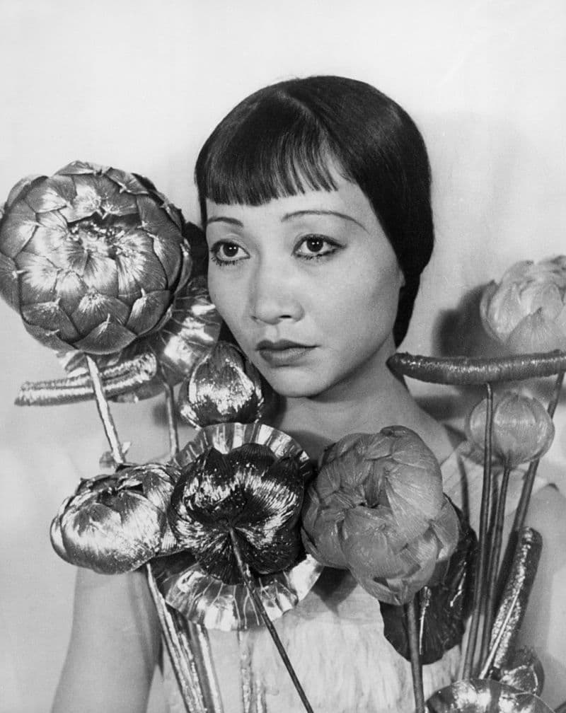 History Story: #14 Anna May Wong, the first Chinese American movie star