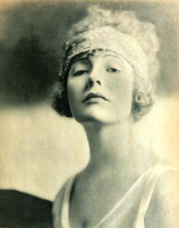 History Story: #2 Doris Pawn, an American actress of the silent era
