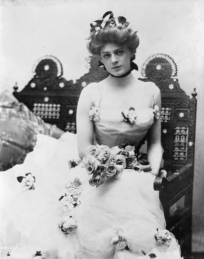 """History Story: #20 Ethel Barrymore, """"The First Lady of the American Theatre"""""""