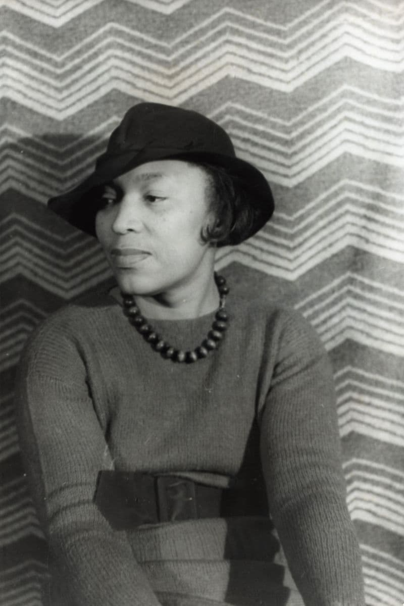 History Story: #24 Zora Neale Hurston, an influential author of African-American literature and anthropologist