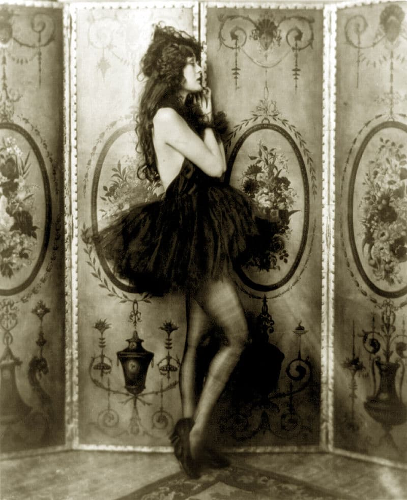 """History Story: #4 Dolores Costello, """"The Goddess of the Silent Screen"""""""