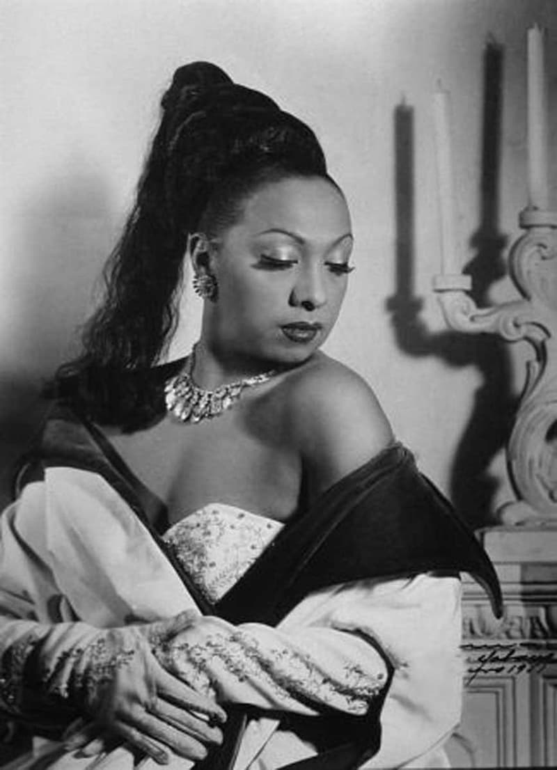 """History Story: #7 Josephine Baker, an American-born French entertainer, activist, French Resistance agent, the """"Black Pearl"""", the """"Bronze Venus"""", the """"Creole Goddess""""."""