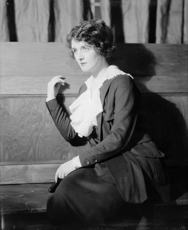 History Story: #9 Elisabeth Risdon, an English film actress who appeared in over 140 films between 1913 and 1952