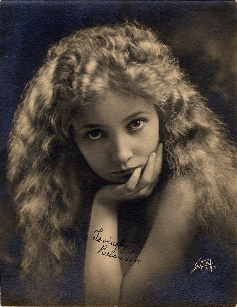 History Story: #6 Bessie Love, an American actress who achieved prominence in the silent films and early talkies
