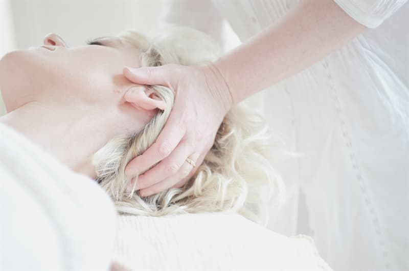Science Story: massaging points for headache