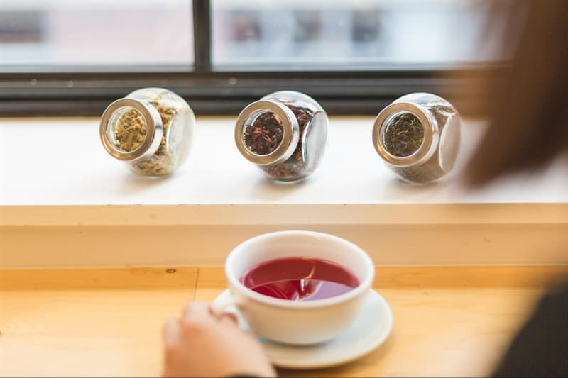 Science Story: herbal tea for headache relief