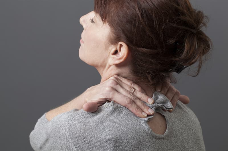 Science Story: massage points Shoulder Well for headache relief