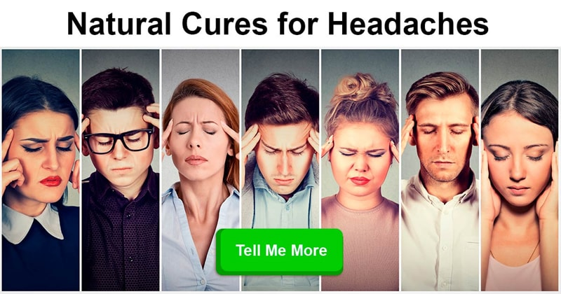 Science Story: 10 effective and quick ways to get rid of headaches