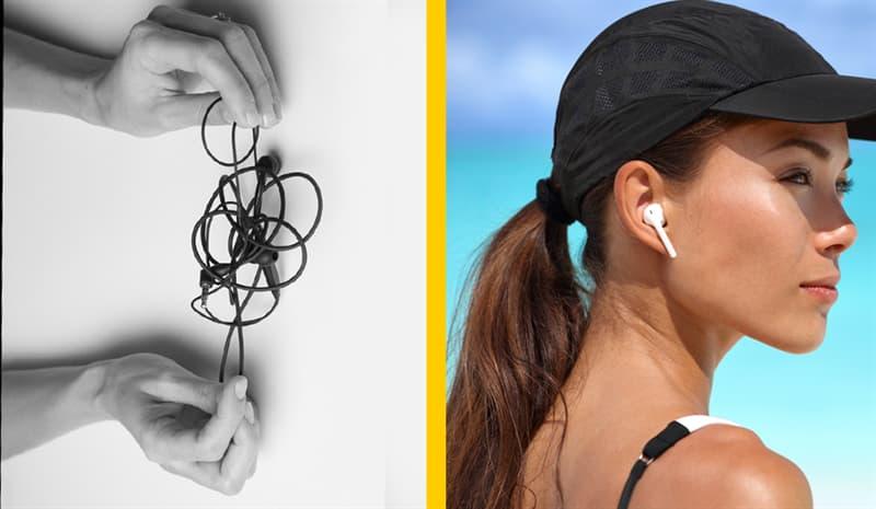 Science Story: #9 Earphone wires