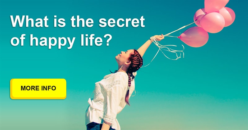 Society Story: 10 simple tips for living a happier and healthier life