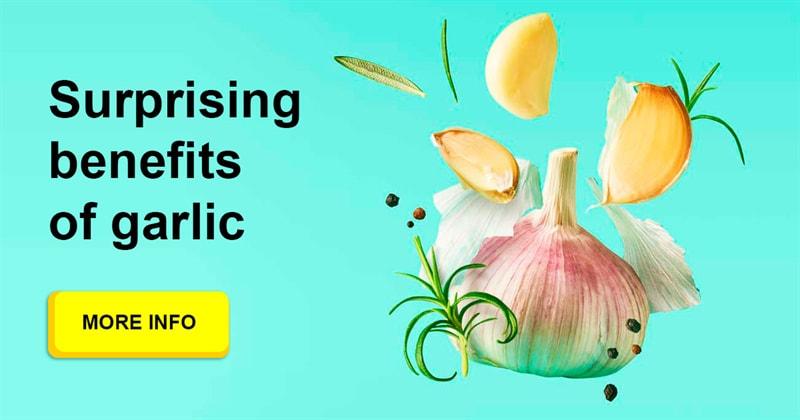 health Story: Garlic. The miracle food