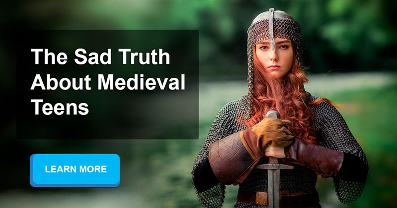 History Story: What did teenagers do for fun in medieval times?