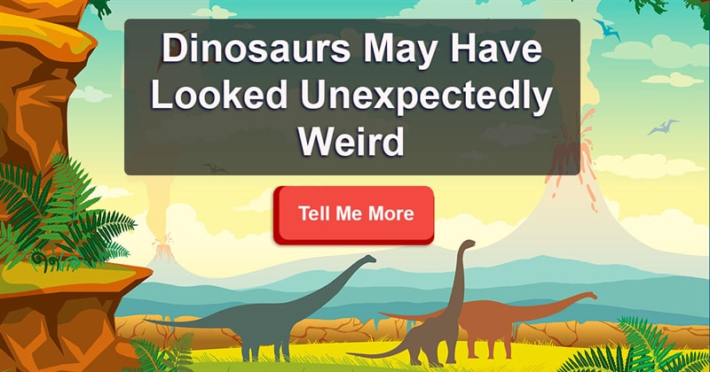 Science Story: What would surprise us most if we saw living dinosaurs?