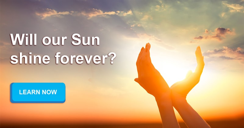Science Story: Will the sun ever stop shining?