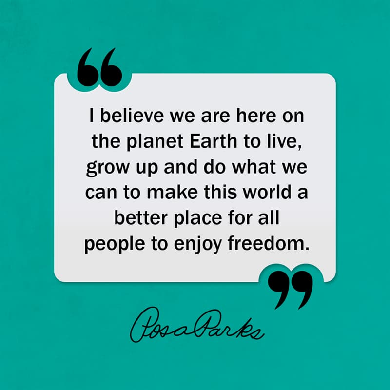 Society Story: I believe we are here on the planet Earth to live, grow up and do what we can to make this world a better place for all people to enjoy freedom.