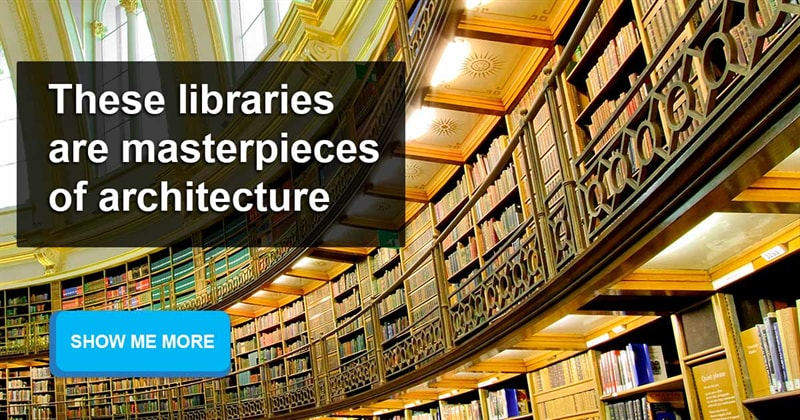 Culture Story: Beautiful libraries from around the world look fascinating in these pictures