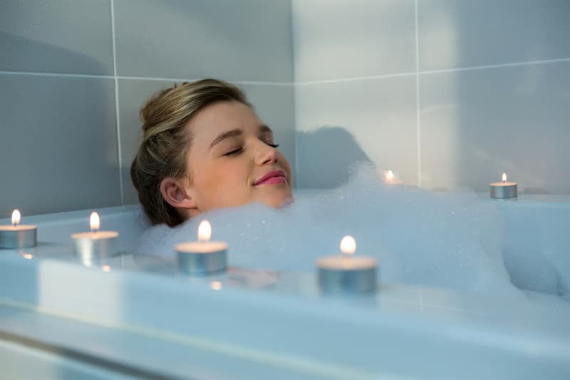 Society Story: #5 Temperature of bath water