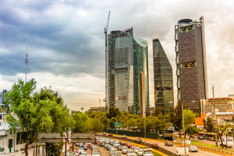 funny Story: #3 Torre Mayor in Mexico is the most earthquake proofed building