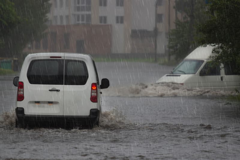 Geography Story: #1 Torrential rains