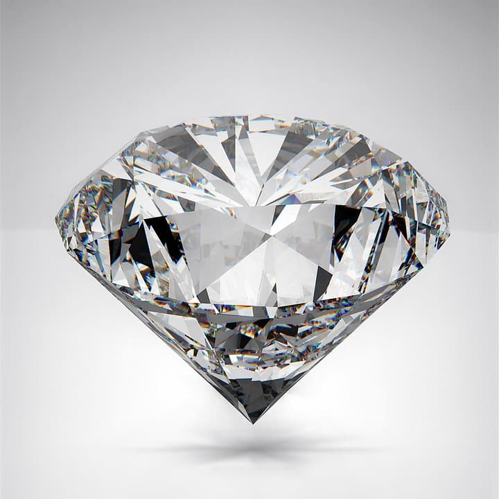 Science Story: Synthetic diamonds made in labs look the same to the naked eye
