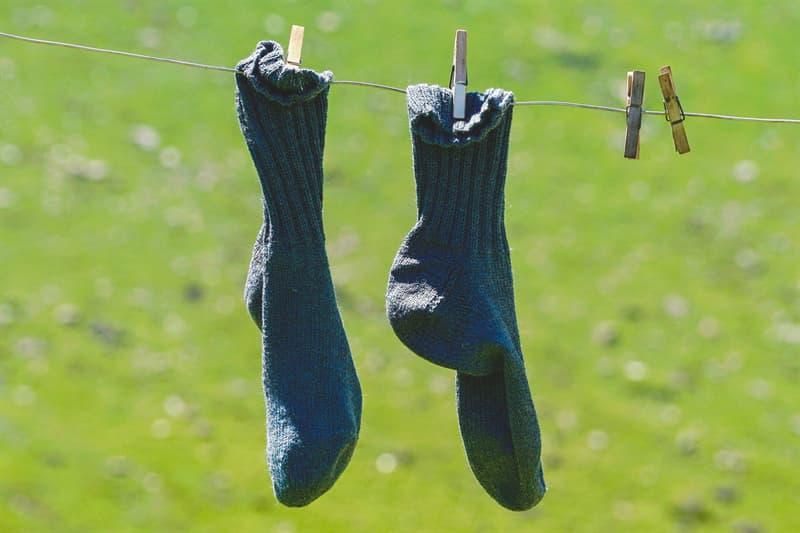 Science Story: #4 He hated socks