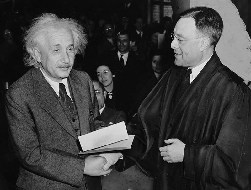 Science Story: #3 He was an advocate for nuclear disarmament