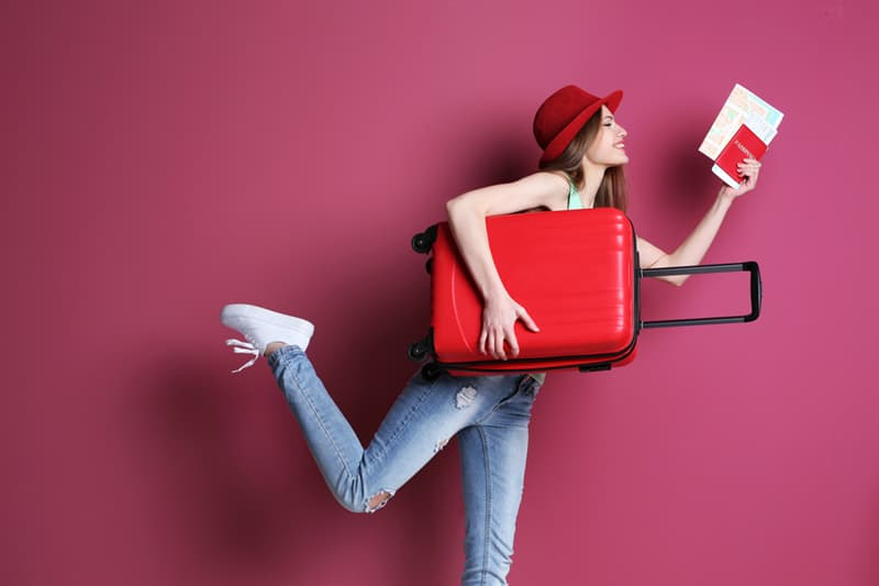 Society Story: #5  A job involving travel
