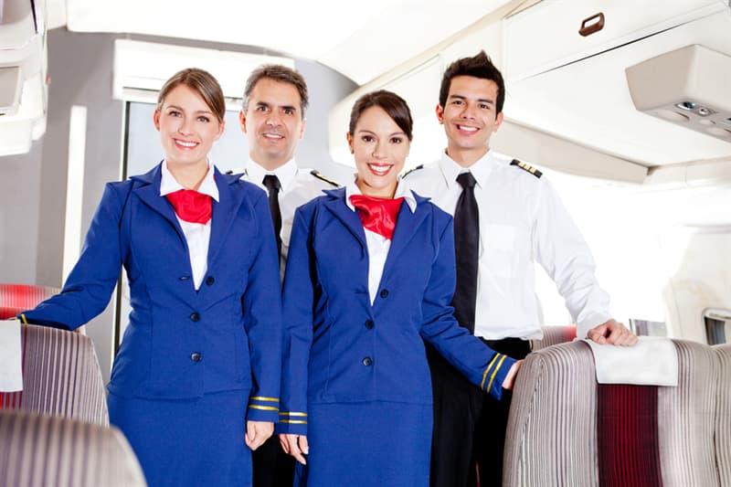 Society Story: #6 Flight attendant