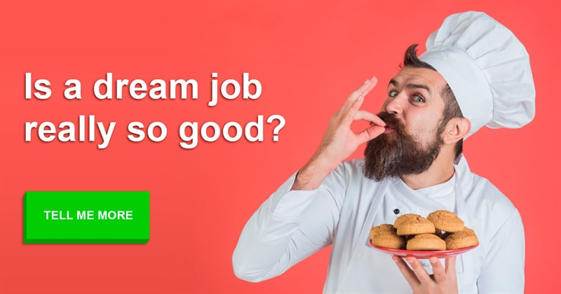 Society Story: 6 dream jobs that turned out to be a nightmare