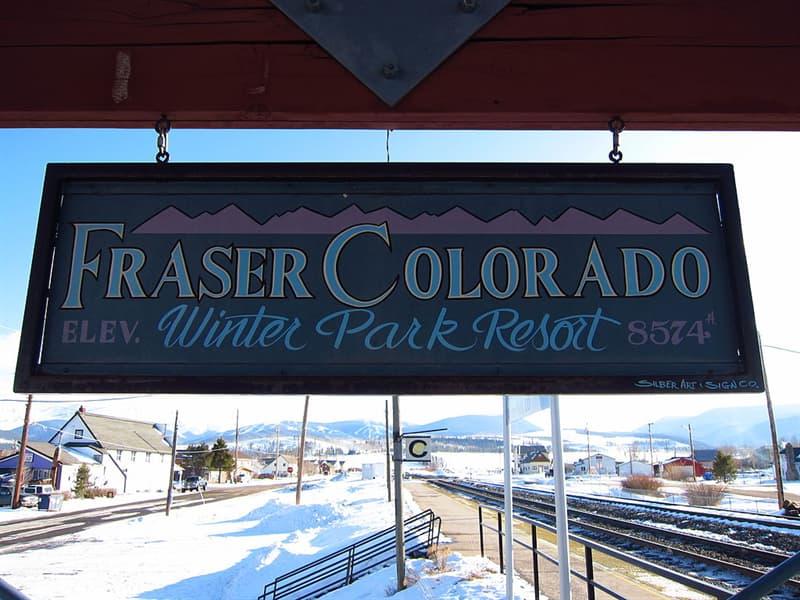 Geography Story: Fraser, Colorado 3° F