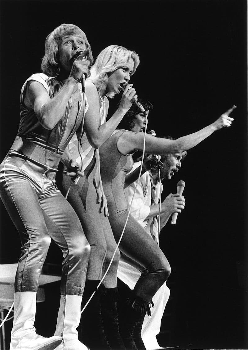 Culture Story: Quartet ABBA: the story of ascending