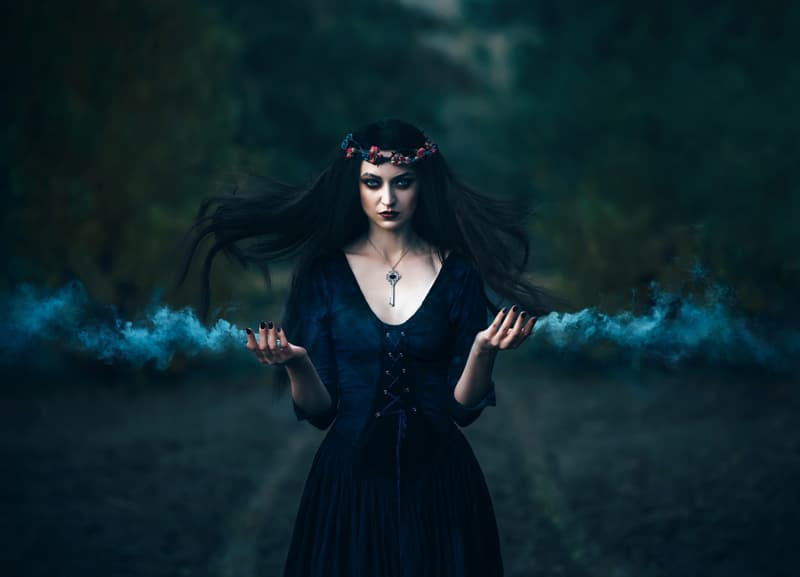 Culture Story: #2 Salem witches and fungus