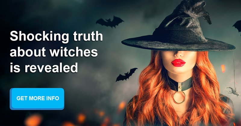 Culture Story: Shocking truth about witches is revealed