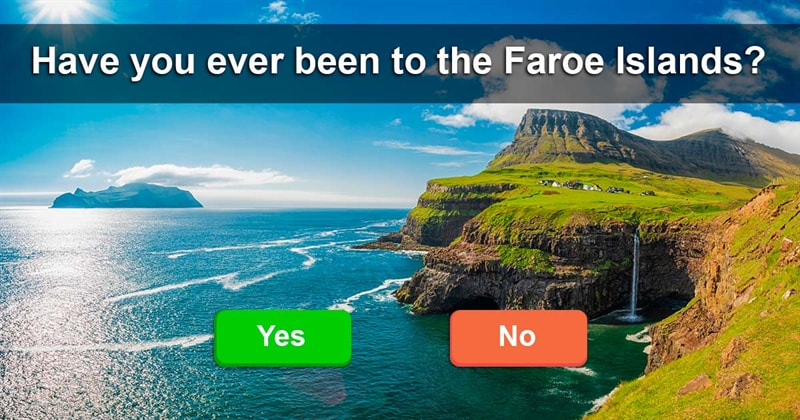 Geography Story: The Faroe Islands: the fairytale land with no prisons and passenger fares