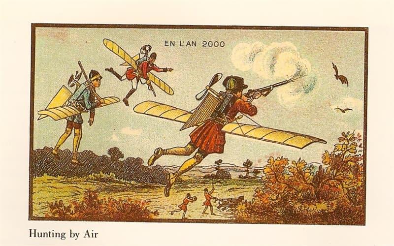 History Story: Air hunters: