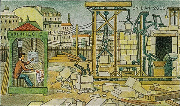 History Story: Electrical construction: