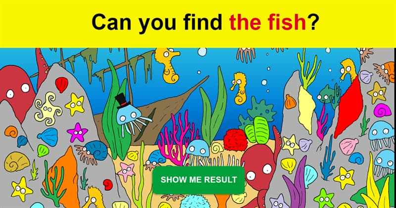 IQ Story: Find hidden objects in these 10 colorful pictures to stretch your brain